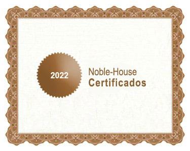 Noble-House bio certificaat 2022
