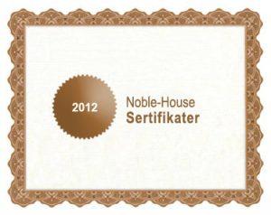 Bio sertifikater 2012