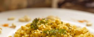 Cauliflower curry - Healthy vegetarian and gluten-free recipe
