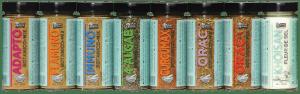 Botanico mixes and fleur de sel