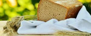 Recept met kokosmehl: Brot mit Kokosmehl
