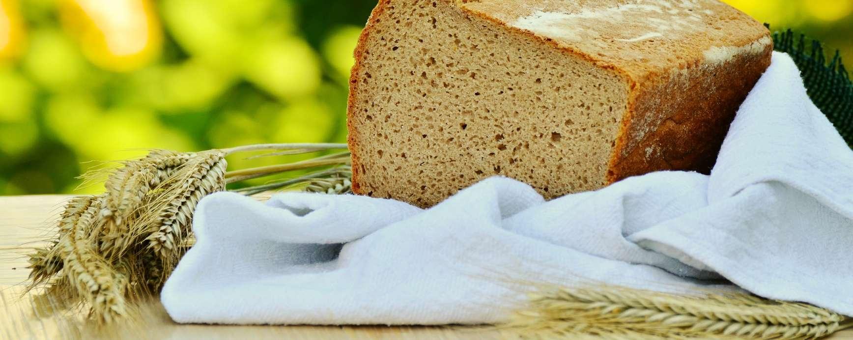 Brood met kokosvezels