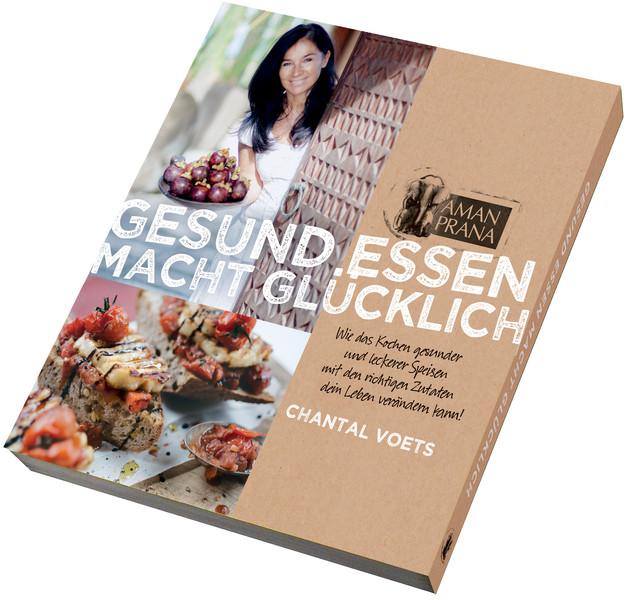 Amanprana kookboek door Chantal Voets