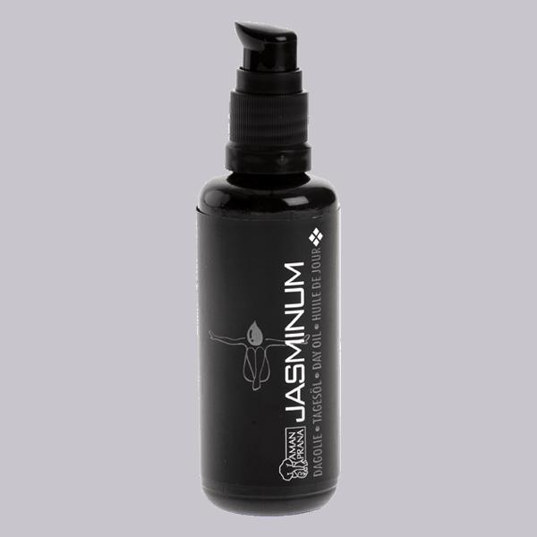 natürliches Gesichtsöl jasminum von Amanprana. Zur natürlichen Körperpflege.