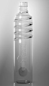 La bouteille Eco Respekt frontal