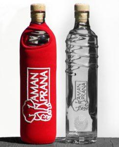 La bouteille Eco Respekt rouge