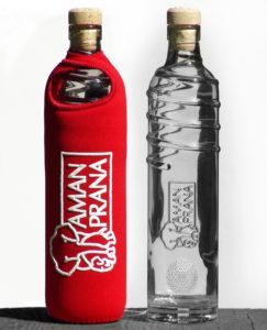 EcoRespekt Drinking Bottles Red