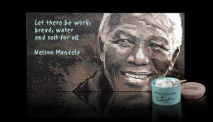 Khoisan Fleur de sel Nelson Mandela