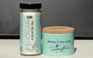Khoisan Fleur de sel 300gr + 200gr de fond