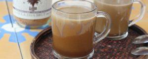 Bajigur: Indonesischer Kaffee