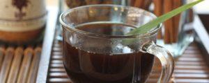recette de thé indonésien pour Bantrek