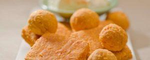 Recept met Kräutermischungen: Käse-Cracker