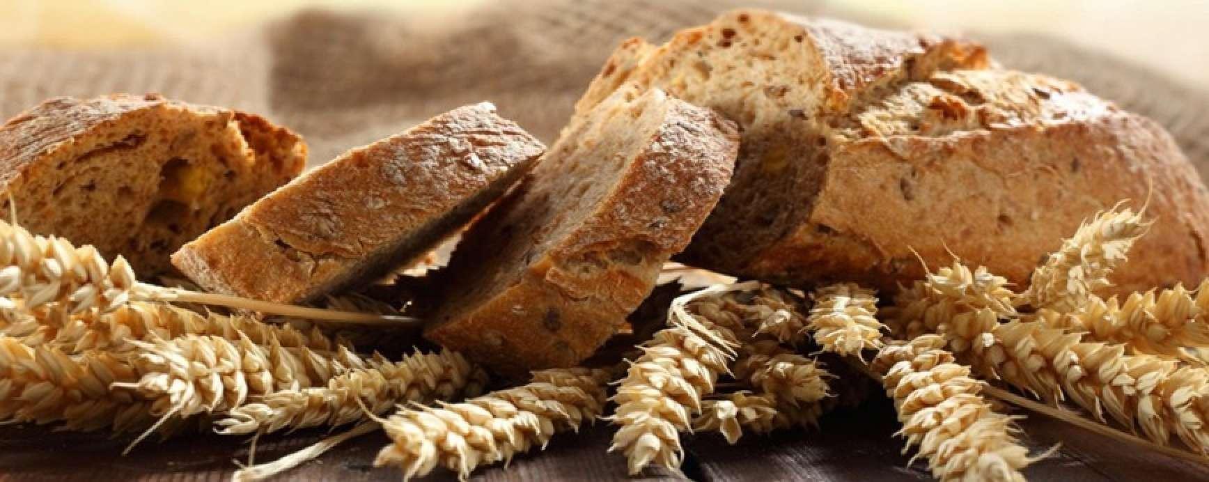 Karnemelkbrood met kokosvezels
