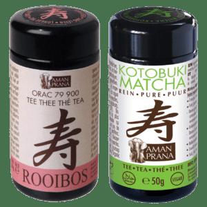 L'impérial Kotobuki thés