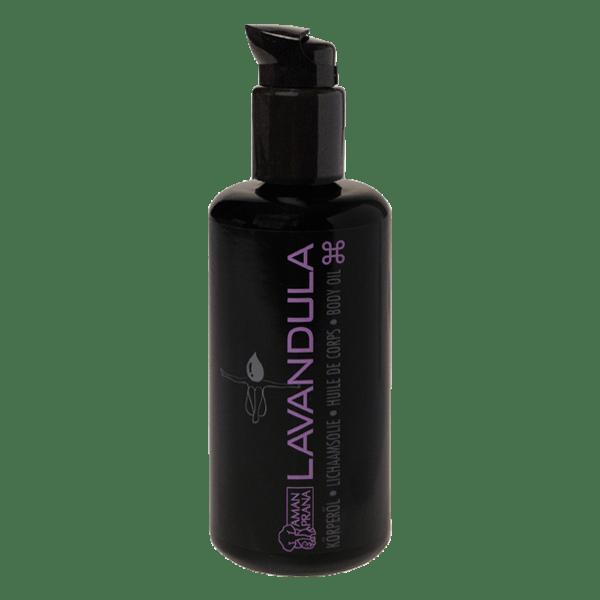 Amanprana massage and body oils