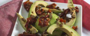 Recept met Kräutermischungen: Mediterrane Avocado