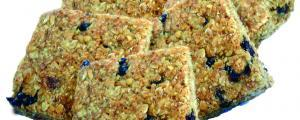 Recept met coconut oil: Muesli bars
