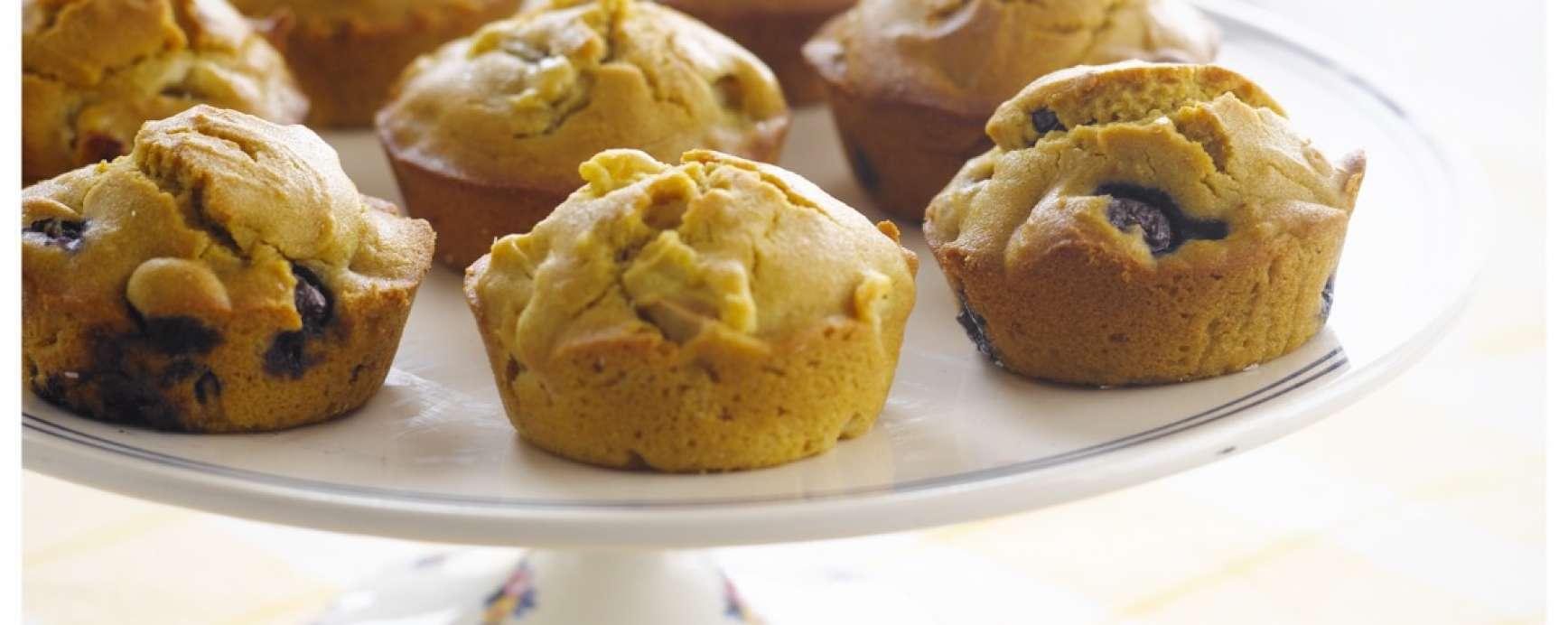 Muffins met kokos
