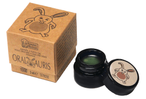 Oral & Auris Packaging + Jar