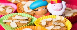 Recept met kokosbloesemsuiker: Peren speculaastaartjes