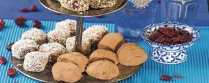 Recept met sport- en prestatie drank poeder: Rauwe chocolade truffels