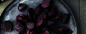 Rode biet uit de oven