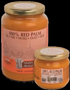Aceite de palma roja 325 + 1600ml
