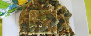 Recept met huile de coco: Biscuits aux flocons de avoine