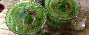Smoothie Avocado Spinat
