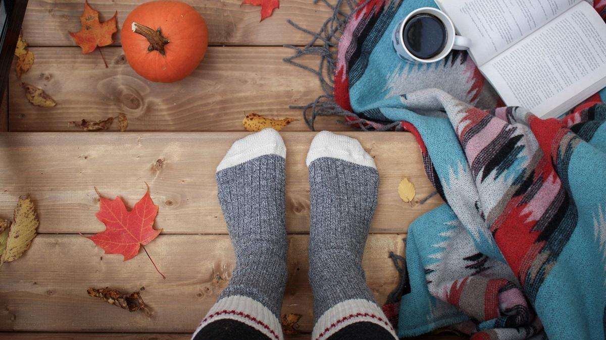 trockene Füße im Winter